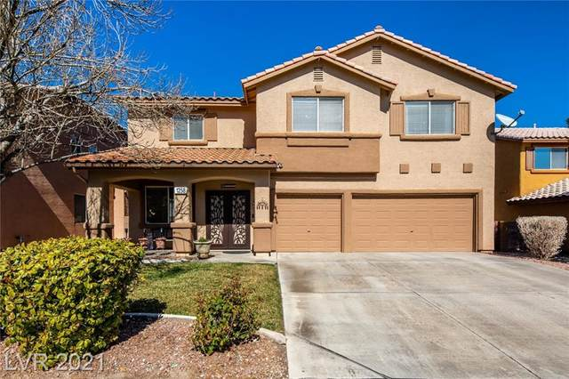 1258 Summer Dawn Avenue, Henderson, NV 89014 (MLS #2272933) :: Custom Fit Real Estate Group