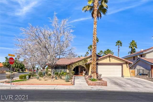 6220 Obannon Drive, Las Vegas, NV 89146 (MLS #2272941) :: Jeffrey Sabel