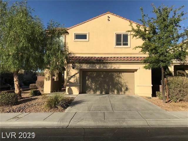 2604 Galimard Terrace, Henderson, NV 89044 (MLS #2272946) :: Jeffrey Sabel