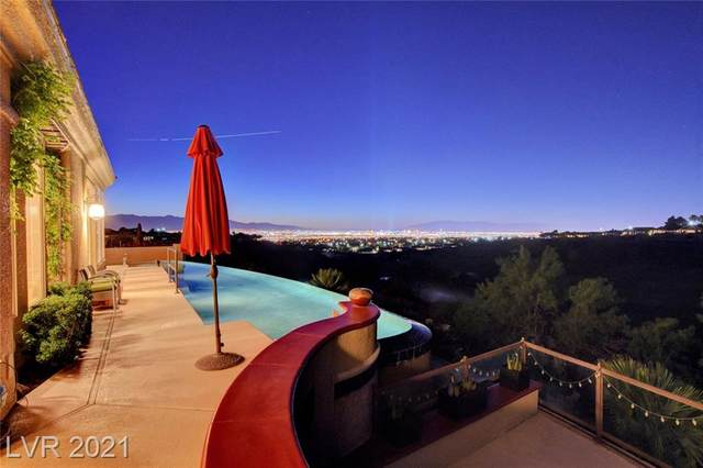 2830 Forest Grove Drive, Henderson, NV 89052 (MLS #2272961) :: Custom Fit Real Estate Group