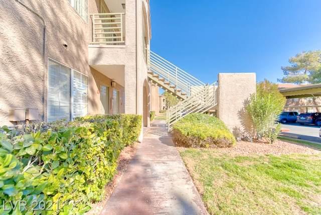 2101 Sealion Drive #203, Las Vegas, NV 89128 (MLS #2272971) :: Lindstrom Radcliffe Group