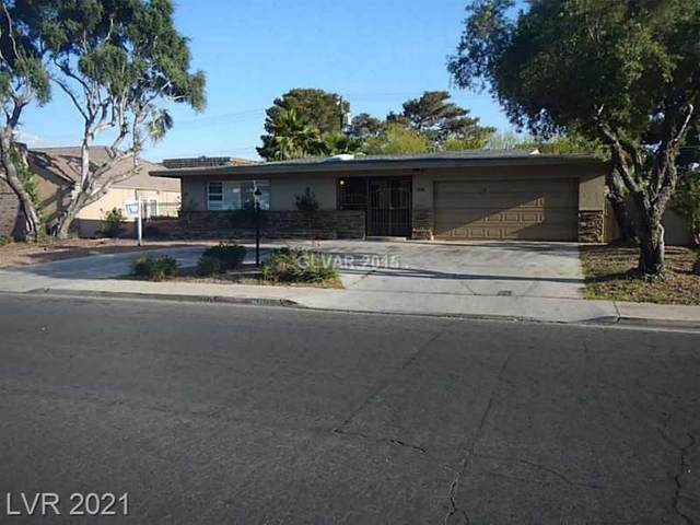 1406 Bonita Avenue, Las Vegas, NV 89104 (MLS #2272977) :: Signature Real Estate Group
