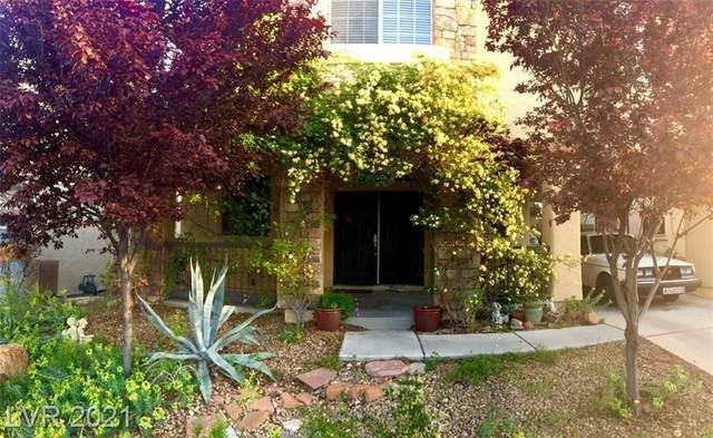 8469 Gardena Hills Avenue, Las Vegas, NV 89178 (MLS #2272987) :: Signature Real Estate Group