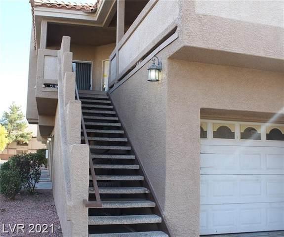 5125 Reno Avenue #2085, Las Vegas, NV 89118 (MLS #2273001) :: ERA Brokers Consolidated / Sherman Group