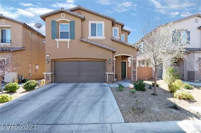 6377 Kellyville Drive, Las Vegas, NV 89122 (MLS #2273007) :: Lindstrom Radcliffe Group