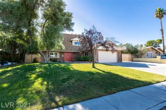 2299 Capistrano Avenue, Las Vegas, NV 89169 (MLS #2273008) :: Custom Fit Real Estate Group