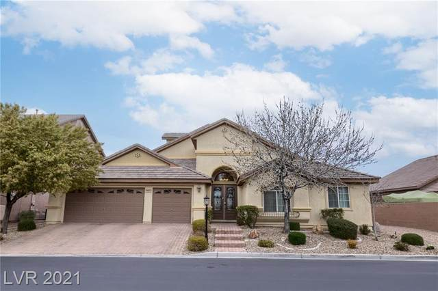 5944 Vizzi Court, Las Vegas, NV 89131 (MLS #2273010) :: Custom Fit Real Estate Group