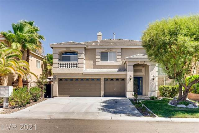 6608 Chimes Tower Avenue, Las Vegas, NV 89139 (MLS #2273016) :: Custom Fit Real Estate Group