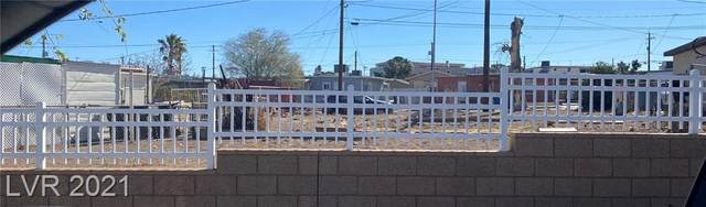 207 Pacific Avenue, Henderson, NV 89015 (MLS #2273028) :: Signature Real Estate Group