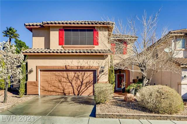 8752 Shady Pines Drive, Las Vegas, NV 89143 (MLS #2273040) :: ERA Brokers Consolidated / Sherman Group