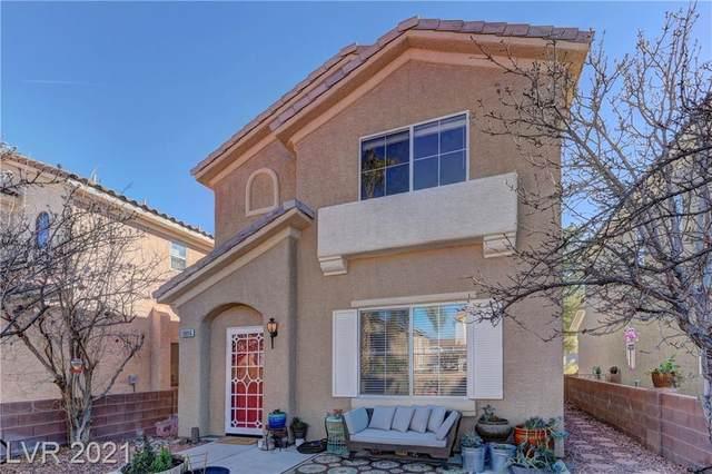 10016 Via Delores Avenue, Las Vegas, NV 89117 (MLS #2273041) :: Signature Real Estate Group