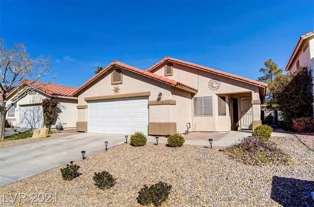 1116 Whispering Birch Avenue, Las Vegas, NV 89123 (MLS #2273078) :: ERA Brokers Consolidated / Sherman Group