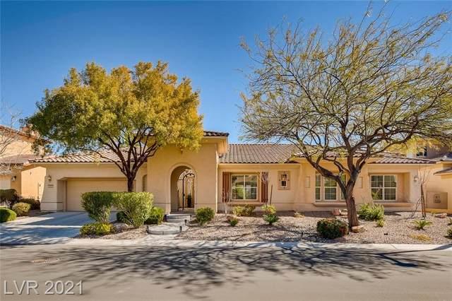 212 Villa Borghese Street, Las Vegas, NV 89138 (MLS #2273084) :: Lindstrom Radcliffe Group