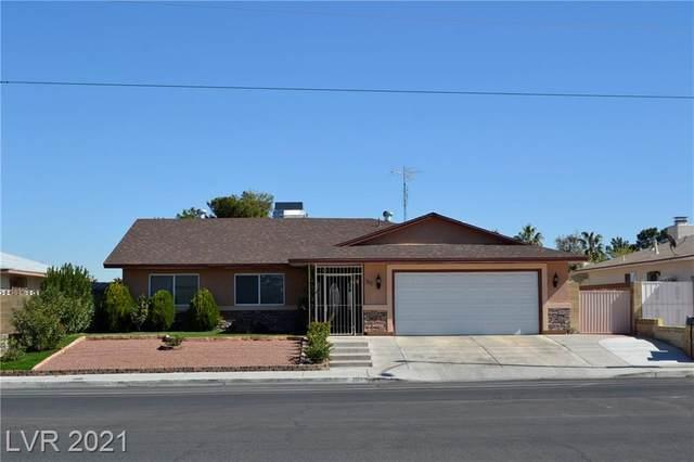 217 Cimarron Road, Las Vegas, NV 89145 (MLS #2273086) :: Lindstrom Radcliffe Group