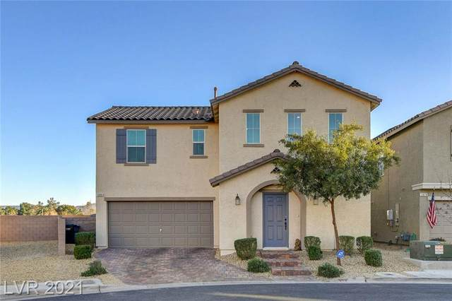 3885 Park Field Drive, Las Vegas, NV 89120 (MLS #2273089) :: Jeffrey Sabel