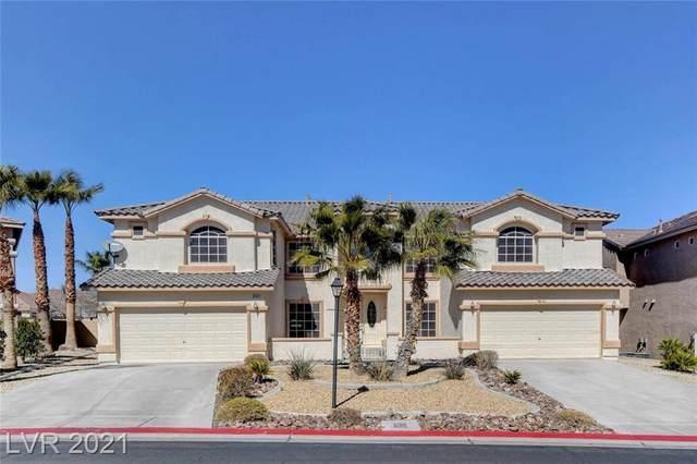 8908 Goldstone Avenue, Las Vegas, NV 89143 (MLS #2273093) :: Signature Real Estate Group