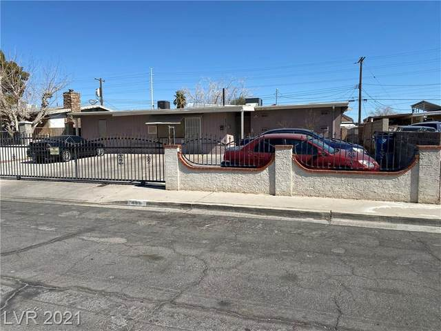 4818 Randall Drive, Las Vegas, NV 89122 (MLS #2273098) :: Hebert Group | Realty One Group