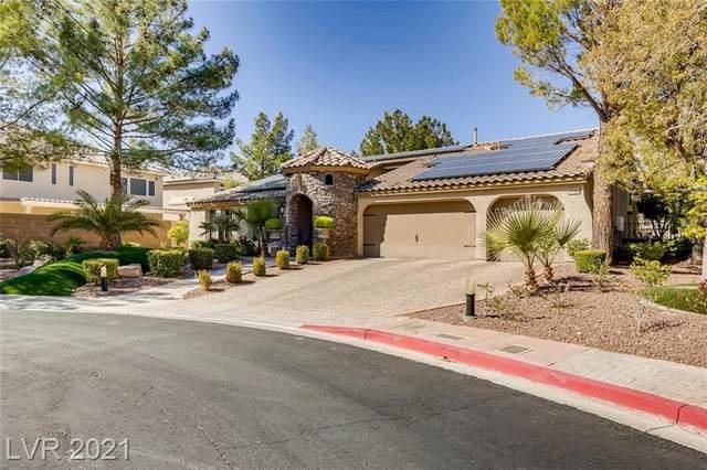 4196 Balmoral Castle Court, Las Vegas, NV 89141 (MLS #2273111) :: Billy OKeefe | Berkshire Hathaway HomeServices