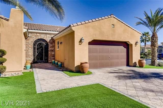 85 Contrada Fiore Drive, Henderson, NV 89011 (MLS #2273116) :: Jeffrey Sabel