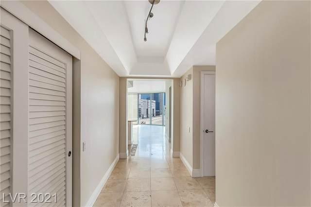 322 Karen Avenue #1408, Las Vegas, NV 89109 (MLS #2273117) :: Signature Real Estate Group