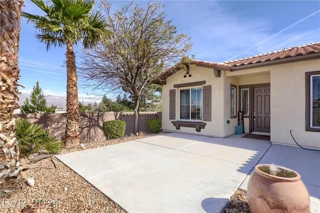 3512 Chaps Ranch Avenue, North Las Vegas, NV 89031 (MLS #2273120) :: Signature Real Estate Group