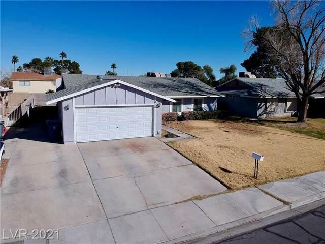413 Vassar Lane, Las Vegas, NV 89107 (MLS #2273143) :: Lindstrom Radcliffe Group