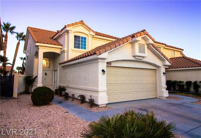 1116 Lumina Court, Las Vegas, NV 89117 (MLS #2273150) :: Vestuto Realty Group