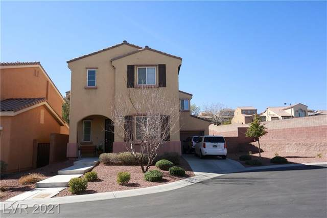 6615 Grand Concourse Street, Las Vegas, NV 89166 (MLS #2273152) :: Signature Real Estate Group