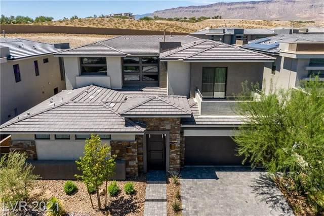 5 Garden Shadow Lane, Las Vegas, NV 89135 (MLS #2273167) :: Jeffrey Sabel