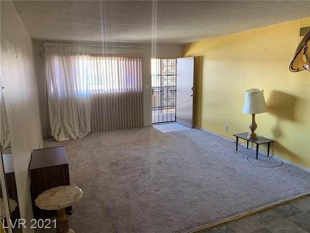 356 E Desert Inn Road #305, Las Vegas, NV 89109 (MLS #2273185) :: ERA Brokers Consolidated / Sherman Group