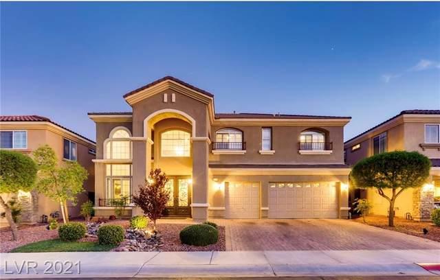 2791 Culloden Avenue, Henderson, NV 89044 (MLS #2273190) :: Jeffrey Sabel