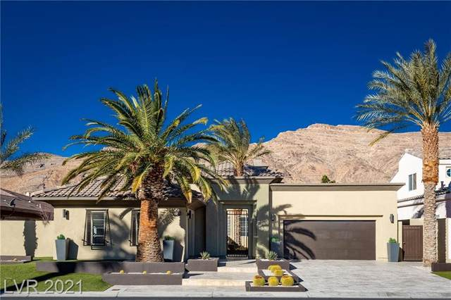 2845 Evening Rock Street, Las Vegas, NV 89135 (MLS #2273195) :: Jeffrey Sabel