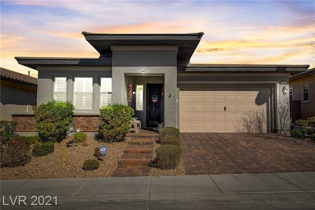 504 Sterling Falls Avenue, Henderson, NV 89011 (MLS #2273209) :: Jeffrey Sabel