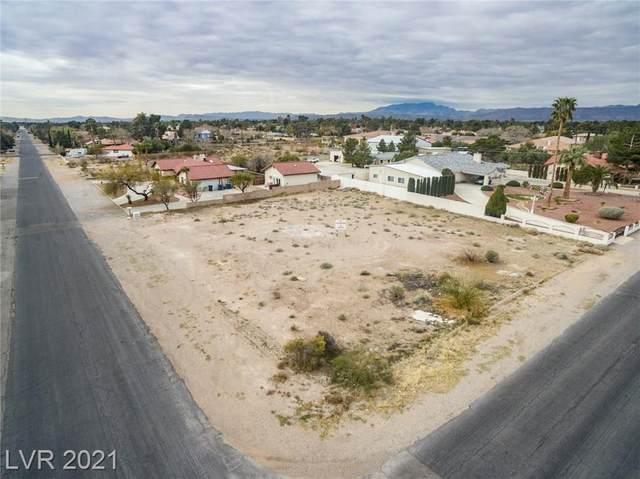 SW Corner Of Bronco And Eldora, Las Vegas, NV 89146 (MLS #2273213) :: Jeffrey Sabel