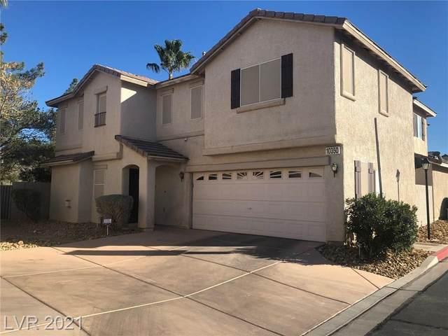10350 Montana Mountain Street, Las Vegas, NV 89183 (MLS #2273219) :: Hebert Group | Realty One Group