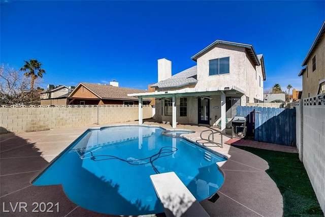 810 Schooner Drive, Henderson, NV 89015 (MLS #2273223) :: Jeffrey Sabel