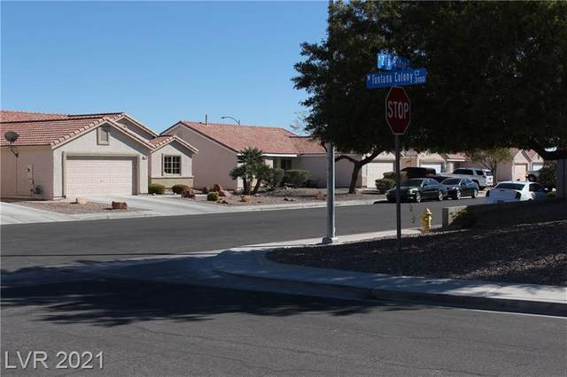 3203 Fontana Colony Court, North Las Vegas, NV 89031 (MLS #2273246) :: Billy OKeefe | Berkshire Hathaway HomeServices