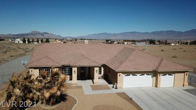 2580 Jaybird Street, Pahrump, NV 89048 (MLS #2273247) :: Signature Real Estate Group
