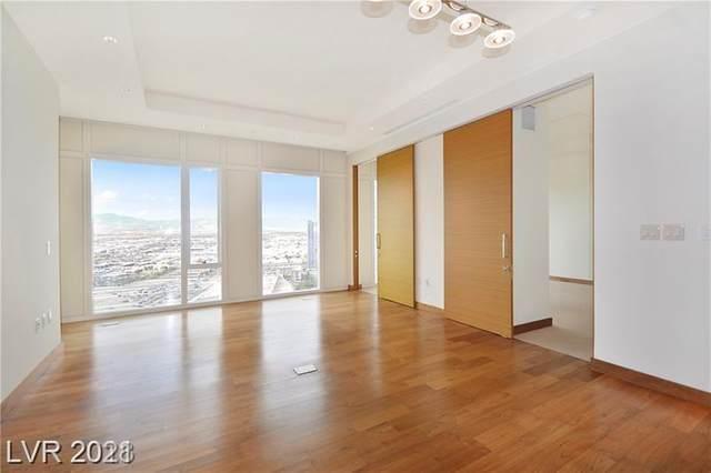 3750 S Las Vegas Boulevard #2911, Las Vegas, NV 89158 (MLS #2273248) :: Custom Fit Real Estate Group