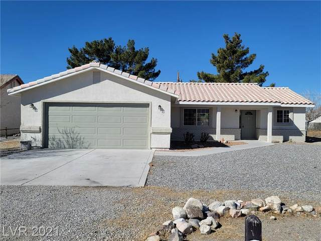 1300 Yosemite Avenue, Pahrump, NV 89048 (MLS #2273271) :: Vestuto Realty Group