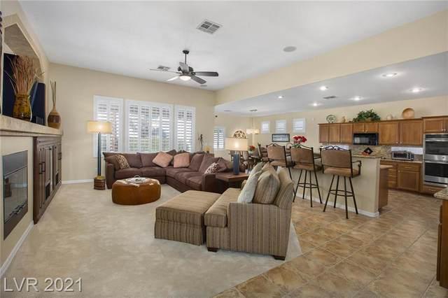 2799 Gallant Hills Drive, Las Vegas, NV 89135 (MLS #2273275) :: Jeffrey Sabel