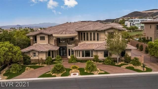 1456 Macdonald Ranch Drive, Henderson, NV 89012 (MLS #2273279) :: Jeffrey Sabel