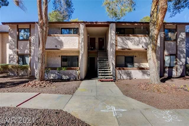 5241 Janfred Court #23, Las Vegas, NV 89103 (MLS #2273281) :: ERA Brokers Consolidated / Sherman Group