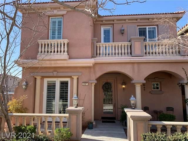 2321 Malaga Peak Street, Las Vegas, NV 89135 (MLS #2273305) :: Jeffrey Sabel