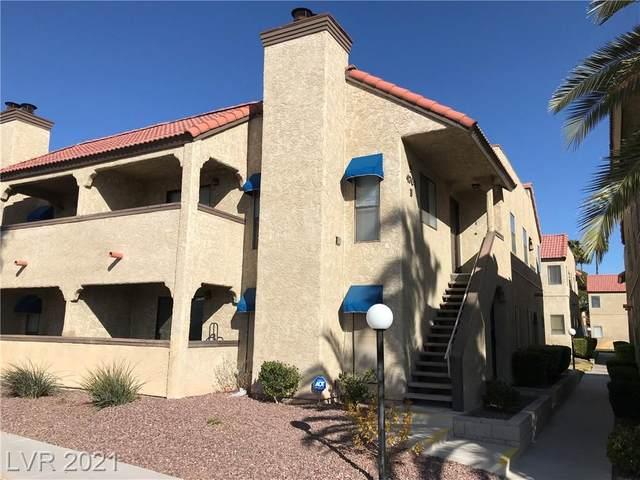 4704 Obannon Drive B, Las Vegas, NV 89102 (MLS #2273308) :: Jeffrey Sabel