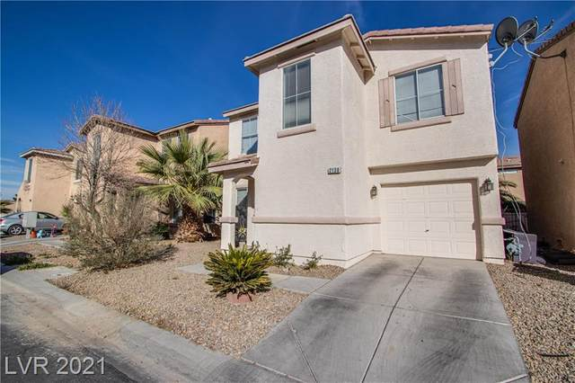 2130 Pillar Pointe Street, Las Vegas, NV 89115 (MLS #2273311) :: Jeffrey Sabel