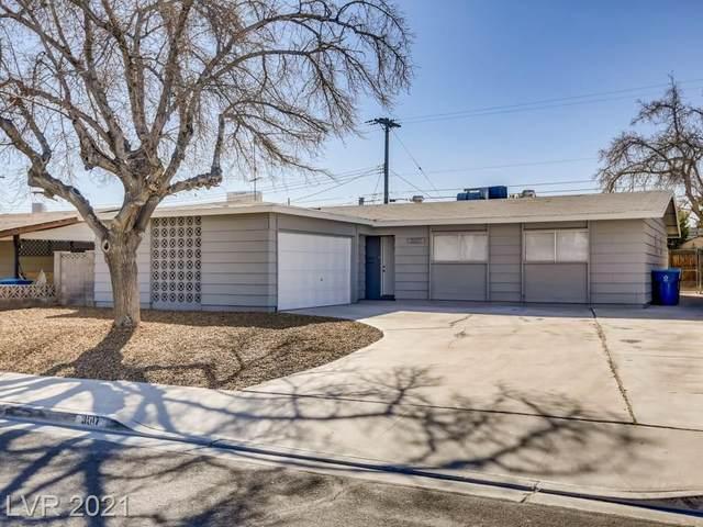 3017 Piedmont Avenue, Las Vegas, NV 89102 (MLS #2273314) :: Jeffrey Sabel