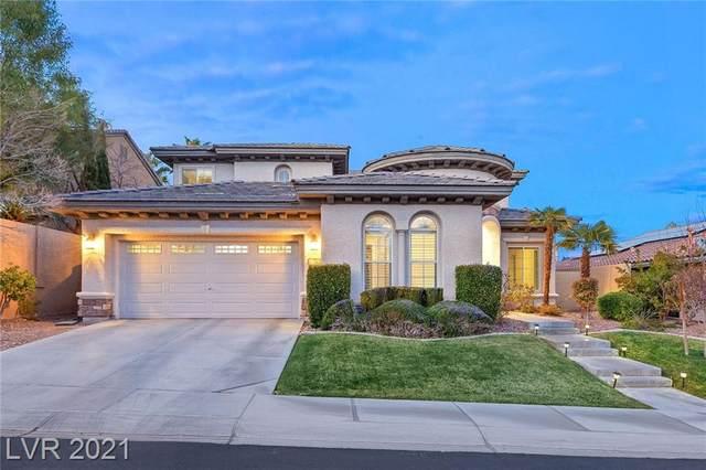 11392 Orazio Drive, Las Vegas, NV 89138 (MLS #2273327) :: Jeffrey Sabel