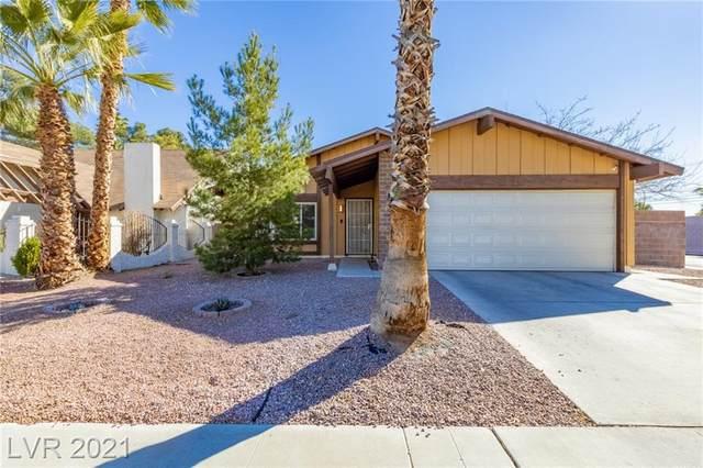4890 W Montara Circle, Las Vegas, NV 89121 (MLS #2273336) :: Hebert Group | Realty One Group