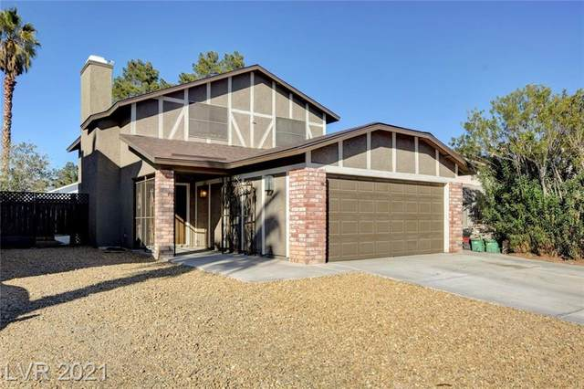 6912 Megan Avenue, Las Vegas, NV 89108 (MLS #2273344) :: Hamilton Homes of Red Rock Real Estate & ERA Brokers Consolidated